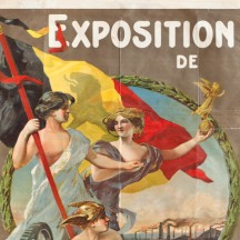 Exposition de Charleroi, 1911