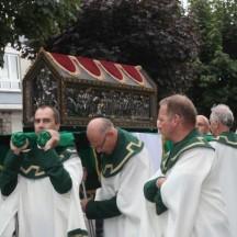 Cortège de la Saint Hadelin - 15 septembre 2013