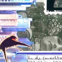 Mail art à la bibliothèque Chiroux