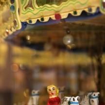 Li toûrnikèt d'à Bairolle, miniature réalisée par Paul Hendrick