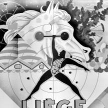 Affiche de la foire annuelle aux variétés, octobre 1920.