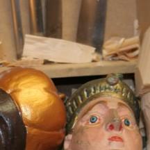 Confection et restauration de marionnettes