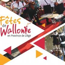 Fêtes de Wallonie en Province de Liège