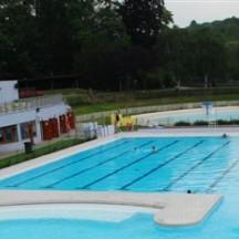 Het zwembadcomplex