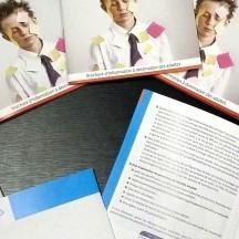 Brochure sur le harcèlement et le cyberharcèlement