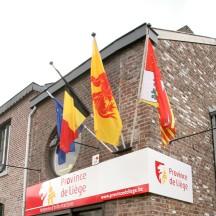 Voici notre centre d'accueil à Huy