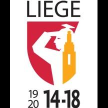 Logo commémorations Centenaire 14-18 province de Liège WW1 WWI