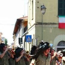 Fanfara Bersaglieri Tramonti-Crosta Lonate Pozzolo (Italia)