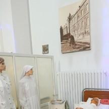 Hôpital militaire St Laurent - Musée