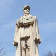 Statue Maréchal Foch à Spa