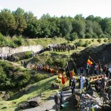 Fort de Loncin - Cérémonie 15 août 2008