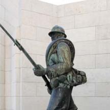 Le Mémorial Interallié de Cointe (Liège) Monument italien