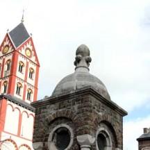 Monument Dieudonné Lambrechts, Place St Barthelemy à Liège
