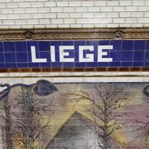 La station de métro