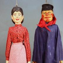 Tchantchès & Nanèsse : our local and popular puppets