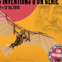 'Leonardo da Vinci : the inventions of a Genius'