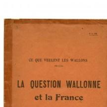 Brochure de Raymond Colleye (1918)
