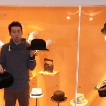 Die Welte der Hüte. Ein Hut für jeden Kopf'