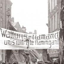 Manifestation étudiants liégeois/A.Henrion (1928)