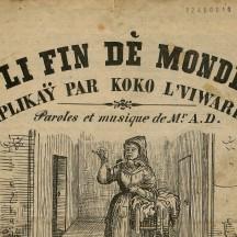 Chansonnette wallonne 'Li Fin dè Monde'