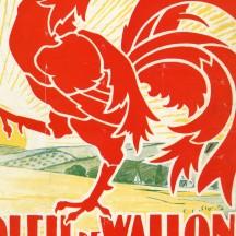 Chanson patriotique wallonne (1945)
