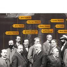 Les fondateurs du Musée de la Vie wallonne