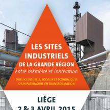 affiche sites industriels