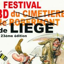 Affiche Festival BD 2016