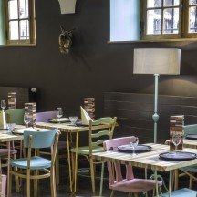 Restaurant Le Cloître