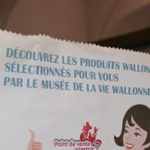 Produits du terroir wallon