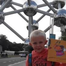 Bookcrossing Liège (Belgique) - Bibliothèque Chiroux - Concours