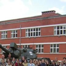 Découvrir le monde de l'armée belge