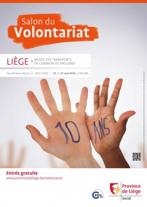 10ème édition du Salon du Volontariat 2018