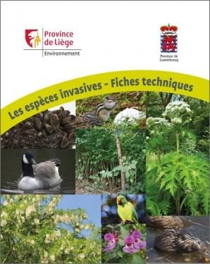 Invasive Arten - Datenblatt