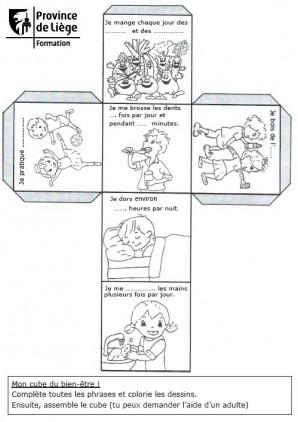 cube santé