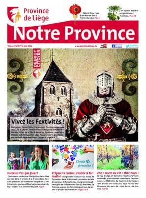 Notre Province n°74 - Juin 2016
