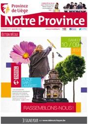 Notre Province n°75 - Septembre 2016