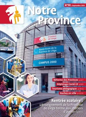 Notre Province n090 - Septembre 2020