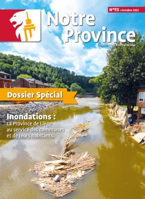 Notre Province n°93 - octobre 2021