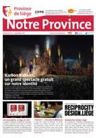 Notre Province n°71 - septembre 2015