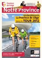 Notre Province n°58 - Juin 2012
