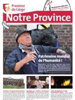 Notre Province n°59 - Septembre 2012