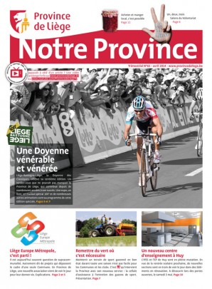 Notre Province n°65 - Avril 2014