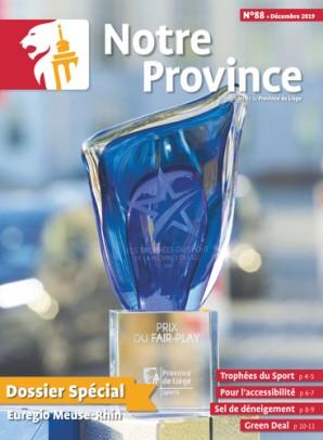 Notre Province n°88 - Décembre 2019