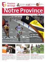 Notre Province N°70 - Juin 2015