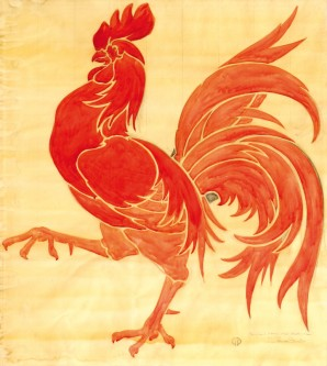 Coq wallon de Paulus