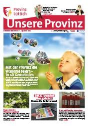 Unsere Provinz Nr. 67 - September 2014