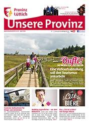Unsere Provinz Nr. 69 - April 2015
