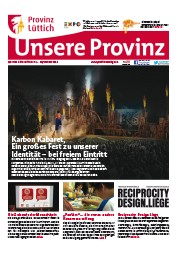 Unsere Provinz Nr. 71 - September 2015