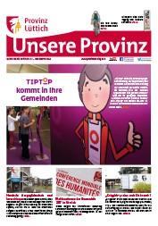 Unsere Provinz Nr. 76 - Dezember 2016